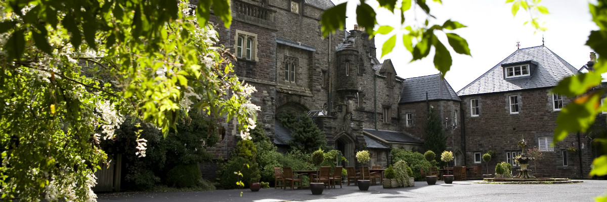 Craig Y Nos Castle Weddings Accommodation In Wales And Ghost Tours